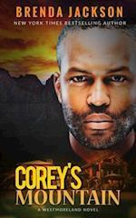 Corey's Mountain af Brenda Jackson