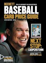 Beckett Baseball Card Price Guide 2018 (BECKETT BASEBALL CARD PRICE GUIDE, nr. 40)