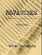 Revanches af Steve McCaffery