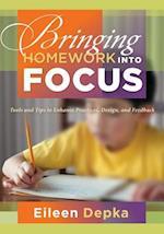 Bringing Homework into Focus af Eileen Depka