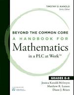 Beyond the Common Core af Matthew Larson, Jessica Kanold-McIntyre, Diane Briars