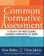 Common Formative Assessment af Kim Bailey, Chris Jakicic