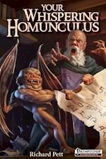 Your Whispering Homunculus af Richard Pett