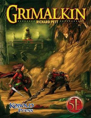 Bog, paperback Grimalkin for 5th Edition af Richard Pett, Greg Marks