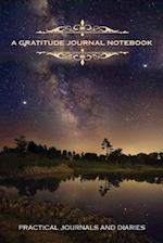 A Gratitude Journal Notebook af Joan Marie Verba