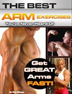 Best Arm Exercises You've Never Heard Of