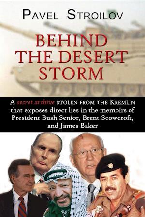 Behind the Desert Storm
