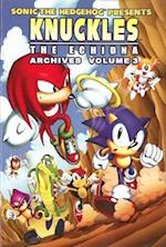 Knuckles the Echidna Archives 3 af Ian Flynn