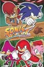 Sonic Select 7 af Sonic Scribes
