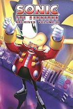 Sonic the Hedgehog Archives 20 af Sonic Scribes
