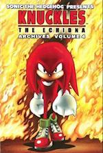 Sonic the Hedgehog Knuckles the Echidna Archives 4 af Sonic Scribes
