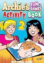 Archie Fun 'n' Games Activity 2 (Archie Fun Games)