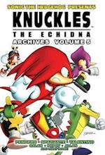 Sonic The Hedgehog Presents Knuckles The Echidna Archives 5 af Sonic Scribes