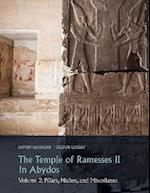 The Temple of Ramesses II in Abydos
