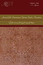Journal of the International Qur'anic Studies Association Volume 1 (2016)