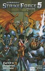 Jurassic Strike Force 5 af Neo Edmund, Alfredo Reyes, Jl Giles-Rivera