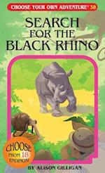 Search for the Black Rhino (Choose Your Own Adventure)