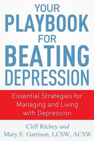 Bog, paperback Your Playbook for Beating Depression af Mary Garrison