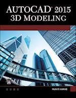 AutoCAD 2015 3D Modeling af Munir Hamad