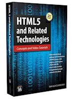 HTML5 and Related Technologies