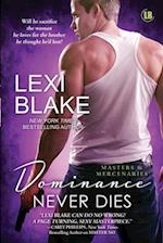 Dominance Never Dies af Lexi Blake