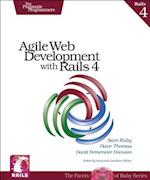 Agile Web Development with Rails 4 (The Facets of Ruby)