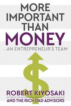 Bog, paperback More Important Than Money af Robert Kiyosaki