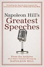 Napoleon Hill's Greatest Speeches (Official Publication of the Napoleon Hill Foundation)