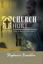 Church Hurt af Stephanie Franklin