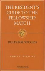 The Resident's Guide to the Fellowship Match