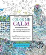Color Me Calm (Coloring for Thinkers)