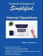 Nonprofit Management Simplified: Internal Operations af Marilyn L. Donnellan