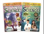 65 Short Mysteries You Solve With Science! + 65 More Short Mysteries You Solve With Science! (One Minute Mysteries)