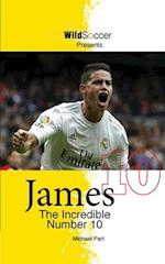 James the Incredible Number 10