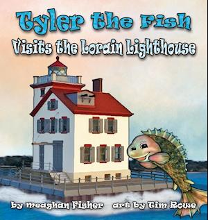 Tyler the Fish Visits the Lorain Lighthouse