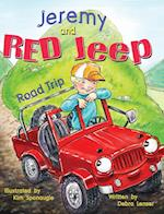 Jeremy and Red Jeep