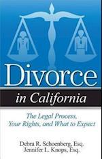 Divorce in California (Divorce in)