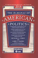 Almanac of American Politics 2018 (Us Congress Handbook State Edition)