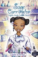 Sage Carrington, Eighth-Grade Science Sleuth af Justin Scott Parr