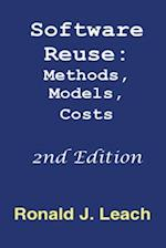 Software Reuse, Second Edition