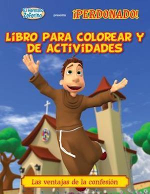 Bog, paperback Hermano Zeferino Libro Para Colorear - Ep.04