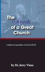 The Secrets of a Great Church