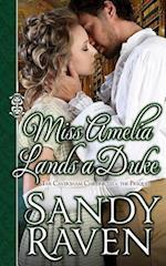 Miss Amelia Lands a Duke af Sandy Raven