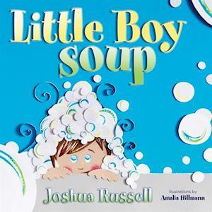 Bog, paperback Little Boy Soup af Joshua Russell