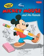 Learn to Draw Disney's Mickey Mouse and His Friends (Learn to Draw)