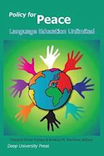 Policy for Peace (Language Education Policy)