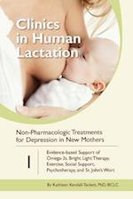 Non-Pharmacologic Treatments for Depression in New Mothers