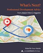 What Next? Professional Development Advice