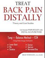 Treat Back Pain Distally