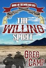 The Willing Spirit af MR Greg Camp, Greg Camp